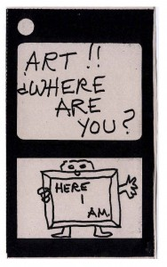 Art! Where Are You?